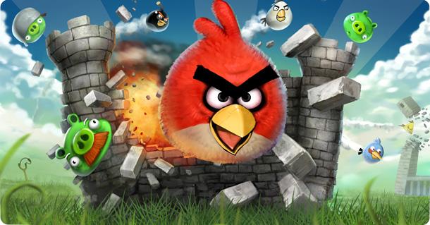 Angry birds developer